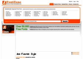 Fontzone.net thumbnail