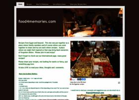 Food4memories.com thumbnail