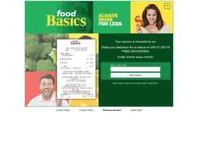 Foodbasicsfeedback.com thumbnail