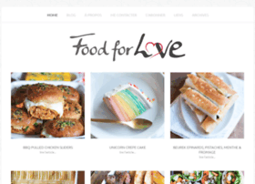 Foodforlove.fr thumbnail