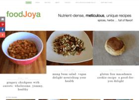 Foodjoya.com thumbnail