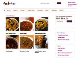 Foodviva.com thumbnail