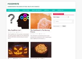 Foodwrite.co.uk thumbnail