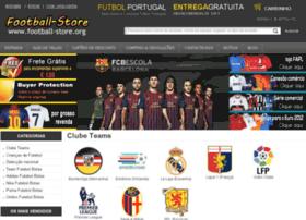 Football-store.org thumbnail