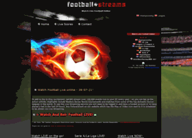 Football-stream.co.uk thumbnail