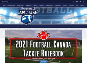 Footballalberta.ab.ca thumbnail