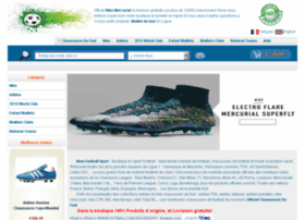 Footballchaussures.fr thumbnail