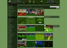 Footballgamessite.com thumbnail