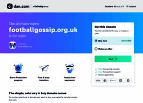 Footballgossip.org.uk thumbnail