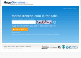 Footballtehran.com thumbnail