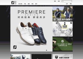 Footjoy.com.cn thumbnail