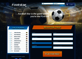 Footstar.org thumbnail