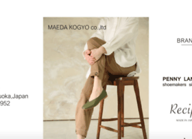 Footwear-maeda.co.jp thumbnail