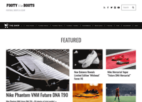 Footy-boots.com thumbnail