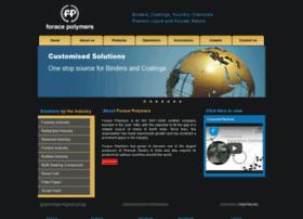 Foracepolymers.net thumbnail