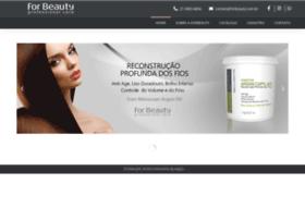 Forbeauty.com.br thumbnail