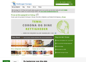Forbrugereuropa.dk thumbnail