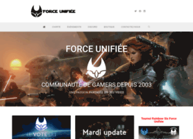 Force-unifiee.fr thumbnail
