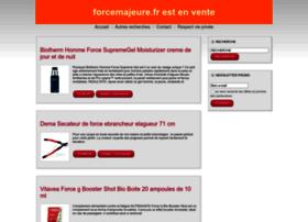 Forcemajeure.fr thumbnail