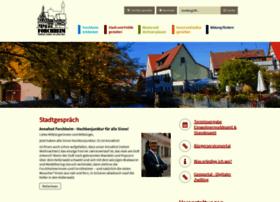 Forchheim.de thumbnail
