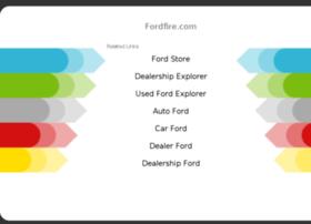 Fordfire.com thumbnail
