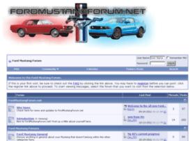 Fordmustangforum.net thumbnail