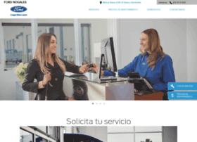 Fordnogales.mx thumbnail