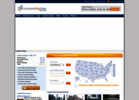 Foreclosuredataonline.com thumbnail
