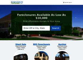 Foreclosurefortunes.net thumbnail