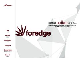 Foredge.co.jp thumbnail