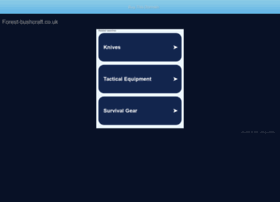 Forest-bushcraft.co.uk thumbnail