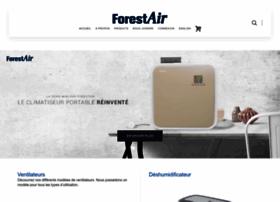 Forestair.ca thumbnail
