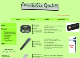 Forestalis.de thumbnail
