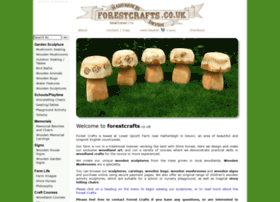 Forestcrafts.co.uk thumbnail