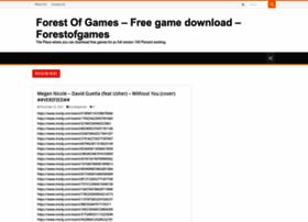 Forestofgames.org thumbnail