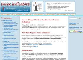 Forex-indicators.net thumbnail