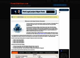 Forex ea and script generator