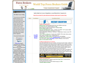 Best online forex trading account