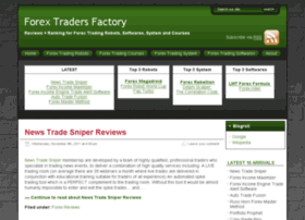 Forex factory owner