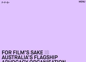 Forfilmssake.org thumbnail