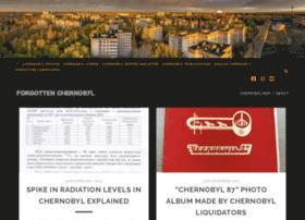 Forgottenchernobyl.net thumbnail