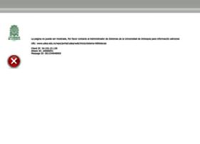 Formacionbiblioteca.udea.edu.co thumbnail
