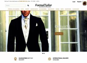 Formaltailor.co.uk thumbnail
