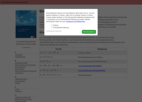Formelsammlung-mathe.de thumbnail