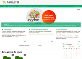 Formeval.fr thumbnail