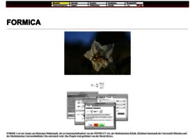 Formica-online.de thumbnail