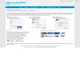 Formulareonline.ro thumbnail