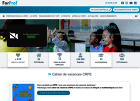 Forprof.fr thumbnail