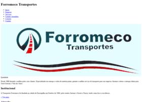 Forromecotransportes.com.br thumbnail