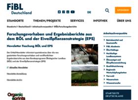 Forschung-oekolandbau.info thumbnail